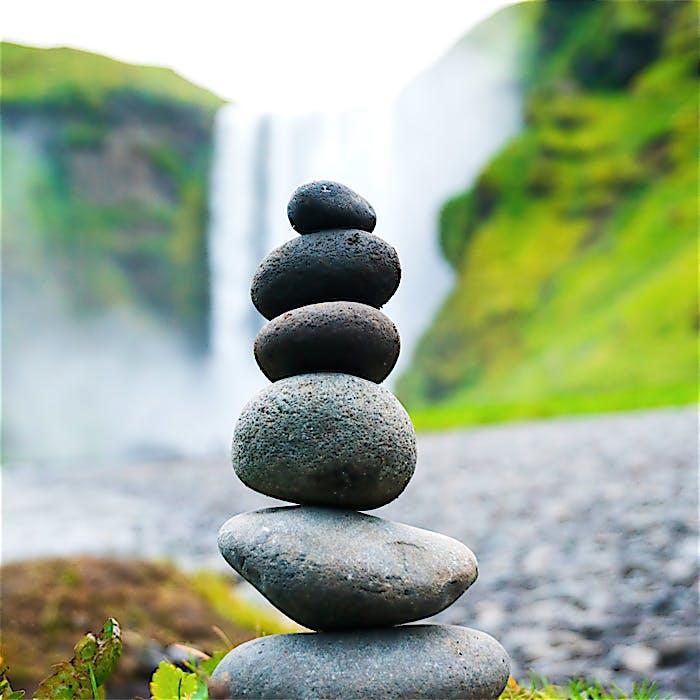 quantec terapia processo como funciona funcionamento do tratamento equilibrio ilustração